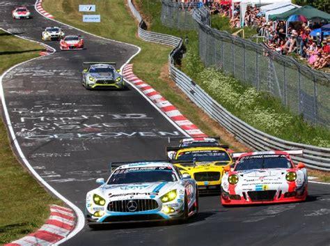 Pünktlich zum ersten qualifying zeigte sich der nürburgring im nassen gewand, erst zur halbzeit des trainings trocknete die ideallinie ab. 24h Nürburgring: Renntermine bis 2023 stehen fest