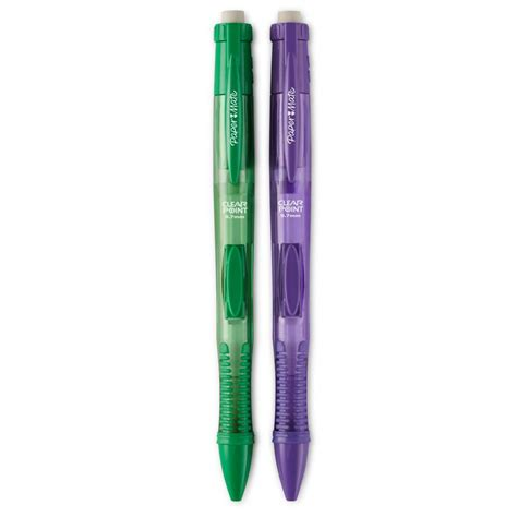 mechanical colored pencils paper mate clearpoint color lead mechanical