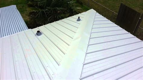 How To Do A Hip Roof by Metal Roofing Hip Roof Complete