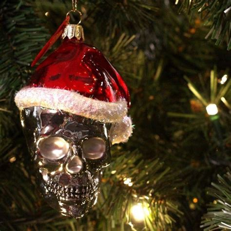 67 best images about skull christmas tree on pinterest