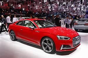 Audi Paris Est : audi a5 coup 2016 directement en version s5 au mondial l 39 argus ~ Medecine-chirurgie-esthetiques.com Avis de Voitures