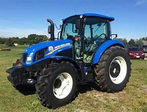 New Holland T4 100 Tractor  U2013 Tier 4b  Na  Parts Catalog