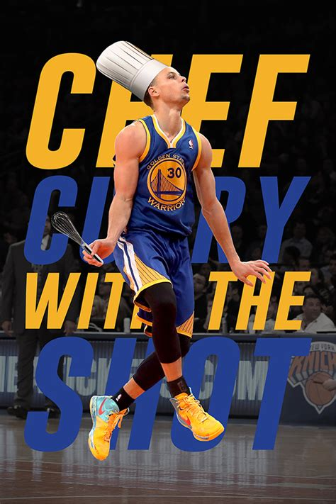 steph chef curry edit  behance