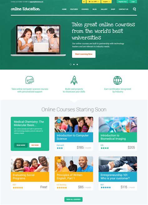 education wordpress themes  designmaz