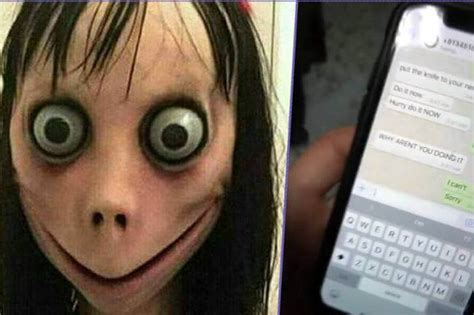 a4c296d987 Momo Challenge: the New Dangerous Social Media Game to Warn Your Kids About