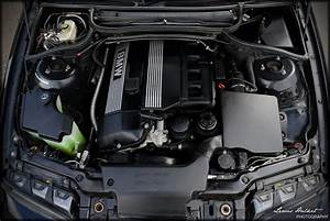 E46 Engine Bay