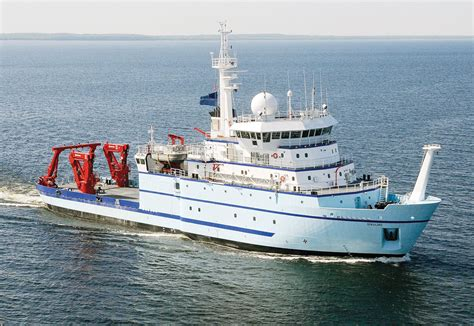 Research Ghostwriter Us by New Us Oceanographic Research Vessel Ships Monthly