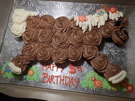 cupcake cake ideas kitchen fun    sons