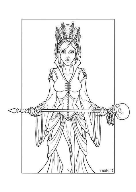 358 Best Witch coloring images in 2020 | Coloring pages