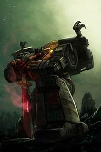 Transformers Grimlock by KlausScherwinski on DeviantArt