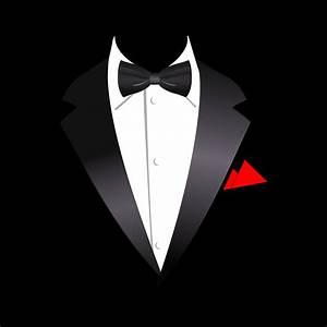 Tuxedo Tie Clipart (12+)