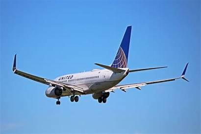 737 Boeing United 700 Airlines B737 Approach