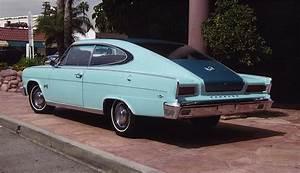 1965 RAMBLER MARLIN COUPE - 43883