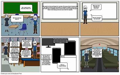 Udl Storyboardthat 收藏自