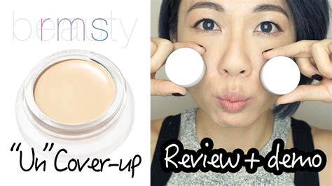 "Rms Beauty ""un"" Coverup Review + Demo Ť�評比  ɫ�比 Gobby"