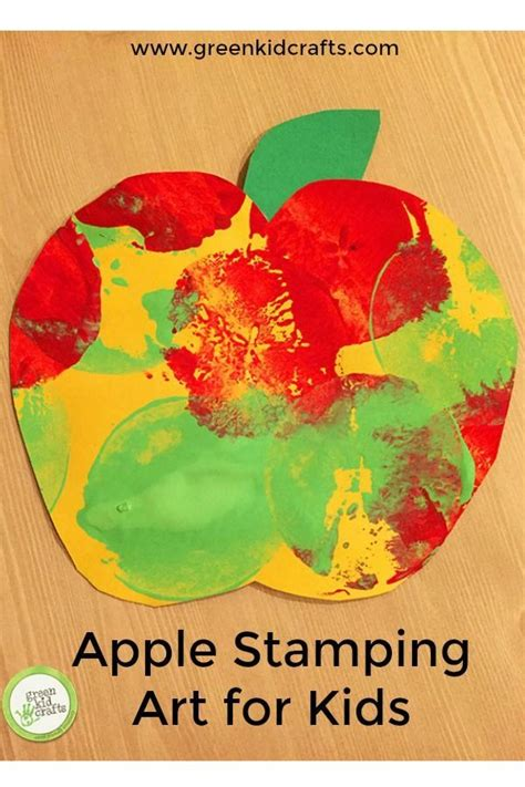 25 unique apple crafts ideas on apple 160 | 607ae50e4c138a050a706009772bf8f2 september crafts preschool apples