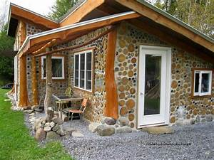 The, Creativity, To, Build, Natural, Cord, Wood, Home, In, 13, Images
