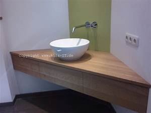 Waschtisch Aus Holz : holz it schreinerei armin bach birresborn ~ Michelbontemps.com Haus und Dekorationen