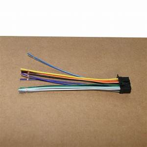New Wire Harness For Pioneer Mvh