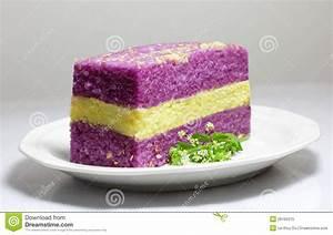 Klebriger Reis Kuchen Lizenzfreies Stockfoto Bild: 26165315