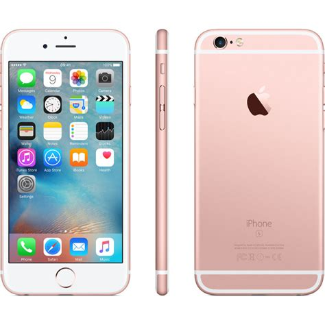 iPhone 6s Rose Gold 16gb Grade A Unlocked with 6 Month