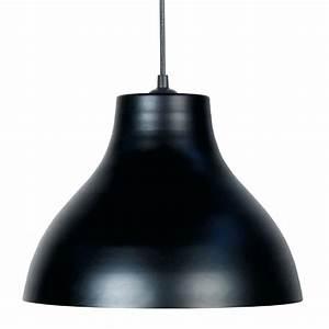 Suspension Noir Et Or : suspension luminaire noir ~ Teatrodelosmanantiales.com Idées de Décoration