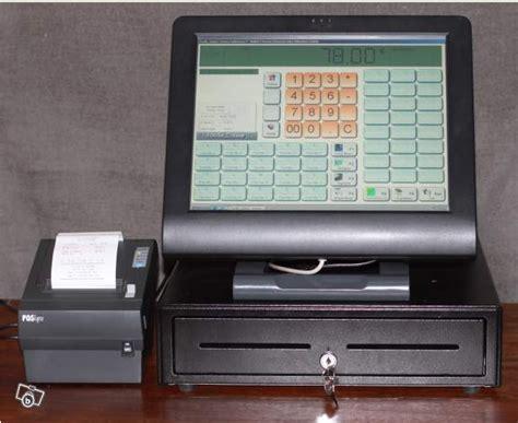 Caisse Enregistreuse Tactile Imprim Tiroir Caisse Occasion
