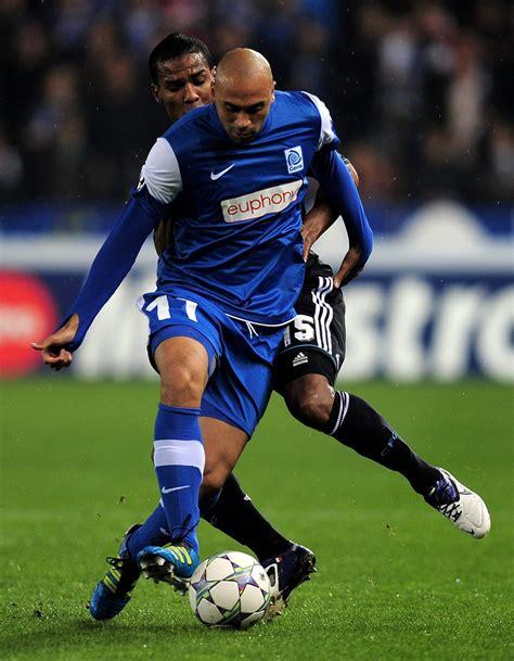 Anthony Vanden Borre In Krc Genk V Chelsea Fc Uefa
