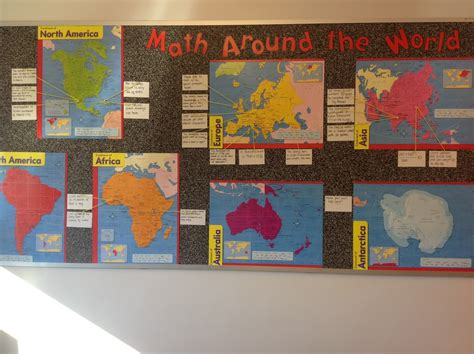 Math Decorations - mission math gearing up for the start post 2