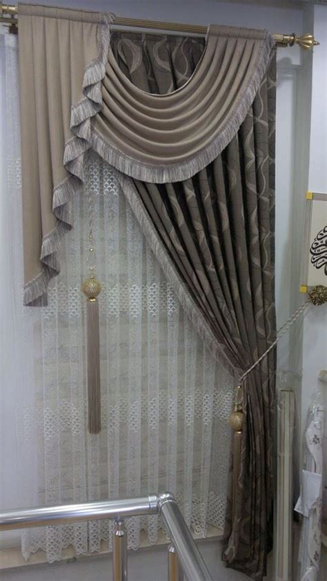 simple drapes fon perde valonlu for the home curtains