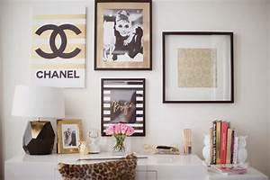 Fashion For Home : la home office tour mia mia mine ~ Orissabook.com Haus und Dekorationen