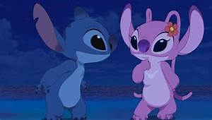 Stitch X Angel Images Stitch And Angel HD Wallpaper And