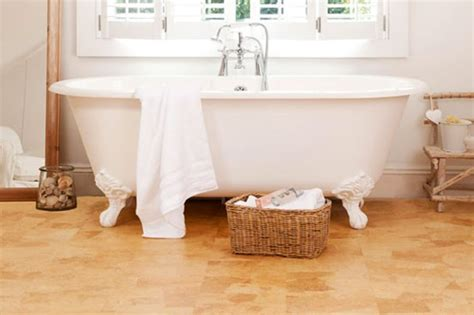 Cork Flooring Pros And Cons Bathroom by Cork Flooring In Bathroom How To Install Pros And Cons