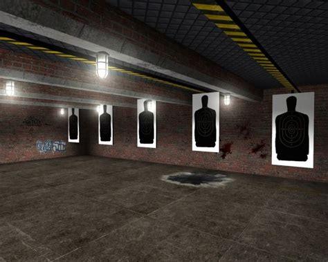 shooting range image police brutality mod
