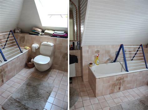 Kleines Badezimmer Mit Dachschräge Renovieren by Badezimmer Mit Dachschr 228 Ge Ideen Schrank Unter