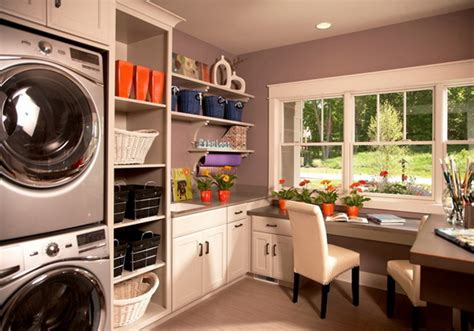 Beautiful Craft And Laundry Room Designsmultipurpose