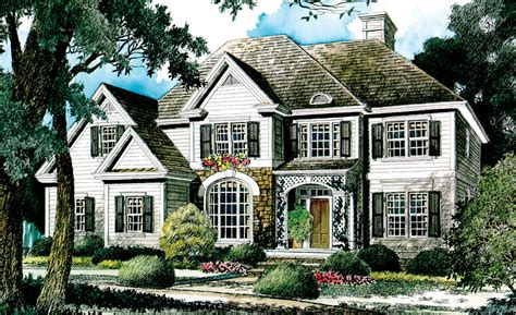 home plans country home plan 56119ad architectural