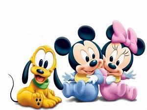 Cute Disney Baby Mickey Mouse Cartoon Wallpaper #1750 ...