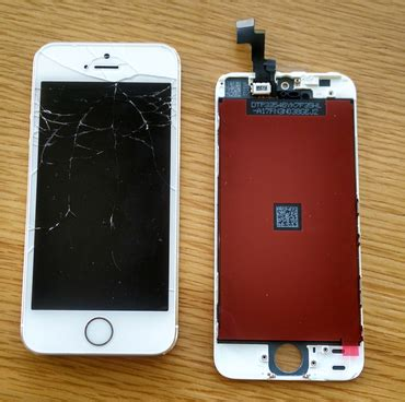 iphone screen replacement me can an ordinary joe replace a busted iphone screen cnet
