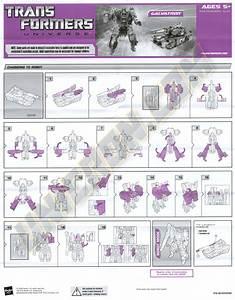 Transformers Universe Galvatron