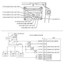 Cat Pin Ecm Wiring Diagram Caterpillar Starter