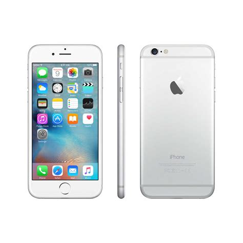 silver iphone 6 brand new sealed apple iphone 6 plus 16gb white silver