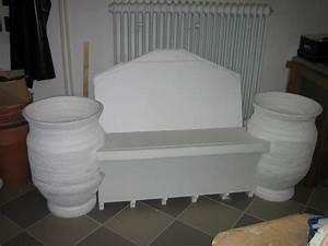 Basteln Mit Styropor : mosaikbank handmade kultur ~ Eleganceandgraceweddings.com Haus und Dekorationen