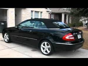 Mercedes Clk 320 Cabriolet : mercedes clk 320 convertible youtube ~ Melissatoandfro.com Idées de Décoration