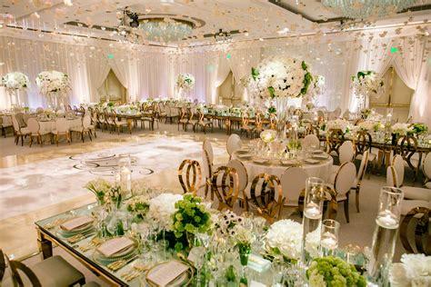 rose gold wedding ideas  ceremony reception decor