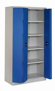 Armoire D Atelier : armoires d 39 atelier portes pliantes manutention stockage industriel ~ Teatrodelosmanantiales.com Idées de Décoration