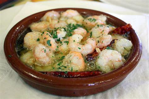 cuisine gambas gambas al ajillo recipe garlic shrimp an