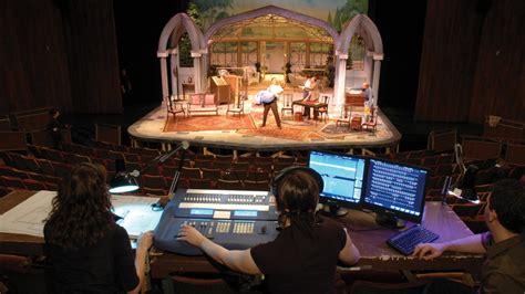 stage management department  theatre western