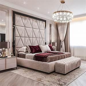 Love, This, Elegant, Master, Bedroom, Design, Ud83d, Udc4cfollow, Me