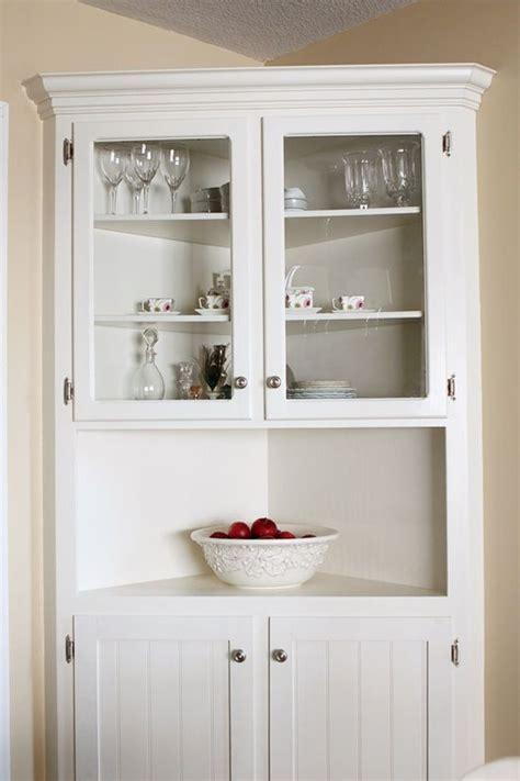 corner kitchen hutch cabinet corner cabinets diy redo corner cabinet dining room
